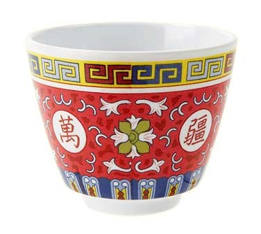 GET Longevity 5-1/2 Oz. Melamine Tea Cup - 3