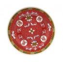 """G.E.T. Enterprises KT-415-L Longevity Melamine Dinner Plate 12"""""""