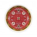 """G.E.T. Enterprises M-5080-L Longevity Melamine Dinner Plate 9-1/2"""""""
