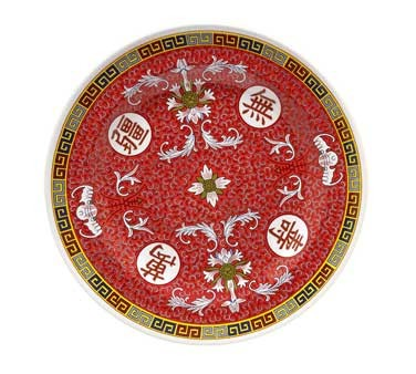 GET Longevity Melamine Party Plate - 16