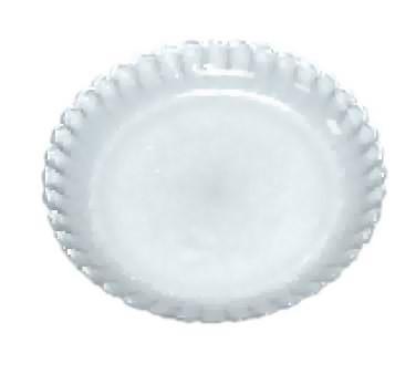 """G.E.T. Enterprises HI-2001-CL Mediterranean Clear Polycarbonate Plate 8"""""""