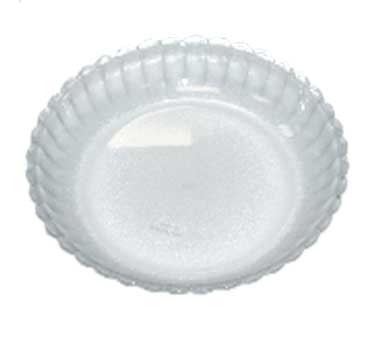 G.E.T. Enterprises HI-2002-CL Mediterranean Clear Polycarbonate Soup/Salad Plate 8-1/2""