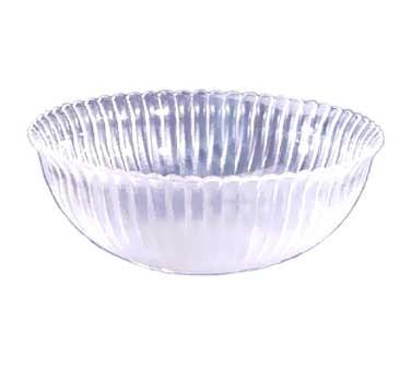 G.E.T. Enterprises HI-2005-CL Mediterranean Clear Polycarbonate Bowl 6 Qt.