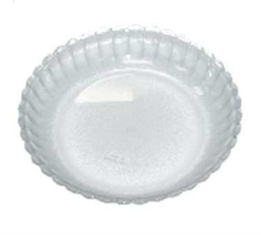 GET Mediterranean Jade Polycarbonate Soup/Salad Plate - 8-1/2