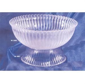 G.E.T. Enterprises HI-2005-JA Mediterranean Jade Polycarbonate Bowl 6 Qt.
