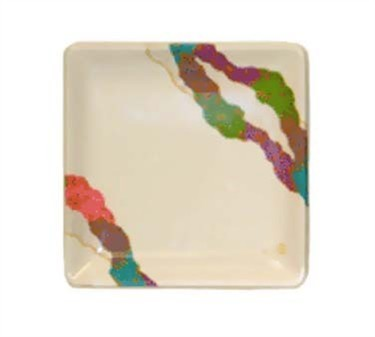 GET Melamine Contemporary Japanese Dish - 7
