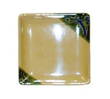 """G.E.T. Enterprises 252-18-TD Traditional Japanese Melamine Plate 7"""" x 7"""""""