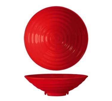 GET Milano 1.5 Quart Red Sensation Round Bowl - 9
