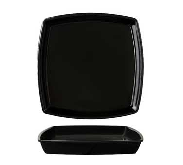 G.E.T. Enterprises ML-68-ABBK Milano 28 oz. Melamine Black Bowl Insert for ML-68