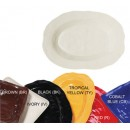 """G.E.T. Enterprises ML-137-IV New Yorker Melamine Ivory Oval Platter, 17-3/4"""" x 13"""""""
