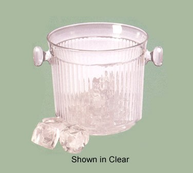 GET Polycarbonate 2.5 Quart Clear Ice Bucket