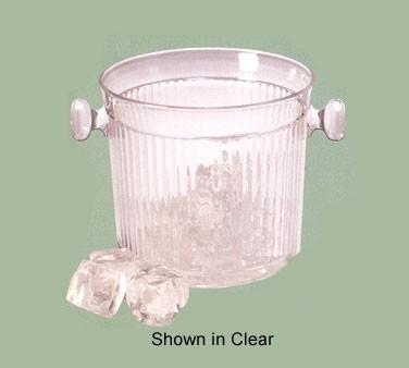 G.E.T. Enterprises HI-2015-CL Clear Polycarbonate 2.5 Qt. Ice Bucket