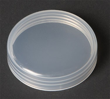 G.E.T. Enterprises StorageLidCL Polypropylene Large Pour Lid for Salad Dressing Bottle