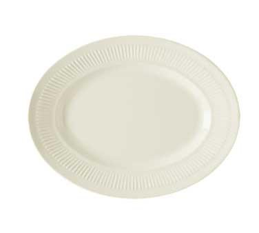"G.E.T. Enterprises EP-12-P Princeware Melamine Oval Platter, 12"""