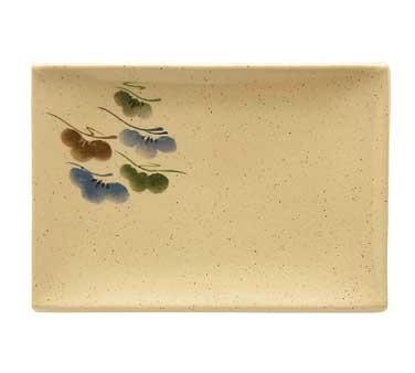 GET Rectangular Tokyo Japanese Plate - 5 1/2