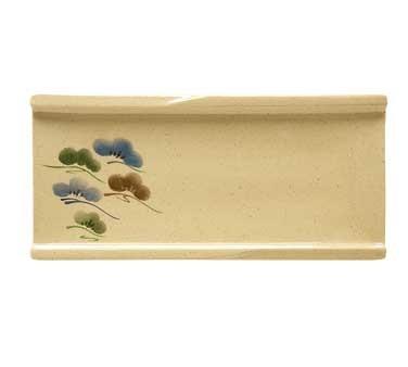 GET Rectangular Tokyo Japanese Plate - 9 1/2