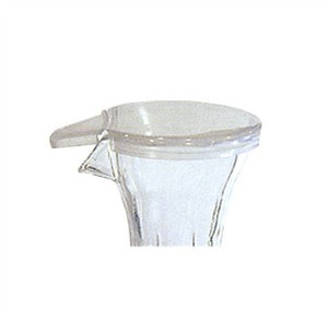 G.E.T. Enterprises LID-1000-CL Clear Replacement Lid for CR-1000 Salad Crock