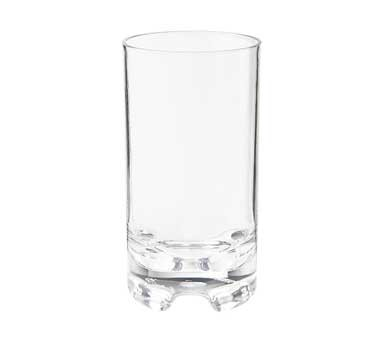 GET Rock & Roll Clear SAN Plastic 14 Oz. Beverage Glass