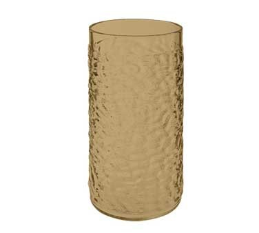 G.E.T. Enterprises 3316-SM Smoked Waikiki 16 oz. Textured Tumbler
