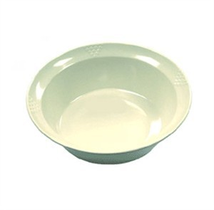 GET Sonoma 10 Quart Bone White Melamine Bowl