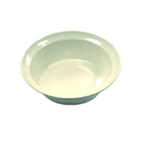 GET Sonoma 3 Quart Bone White Melamine Bowl