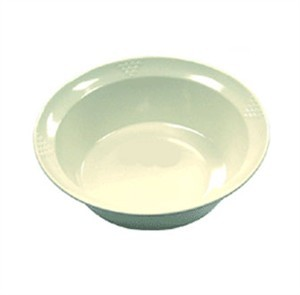 GET Sonoma 6 Quart Bone White Melamine Bowl