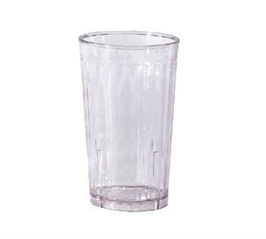 GET Spektrum Stackable 10 Oz. Rim-Full Clear Beverage Tumbler