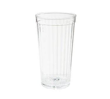 G.E.T. Enterprises 8823-CL Spektrum Clear SAN Plastic 23 oz. Tumbler