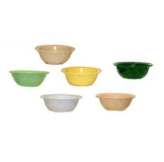 G.E.T. Enterprises DN-313-G SuperMel Green 13 oz. Bowl