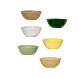G.E.T. Enterprises DN-316-S SuperMel Sandstone 16 oz. Nappie Bowl