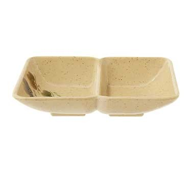 GET Tokyo Japanese 2-Compartment Sauce Dish - 4