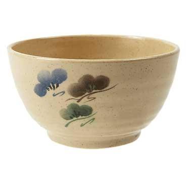 G.E.T. Enterprises 207-45-TK Tokyo Japanese 10.5 oz. Soup/Rice Bowl