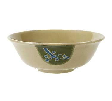 G.E.T. Enterprises M-811-TD Traditional 32 oz. Melamine Bowl