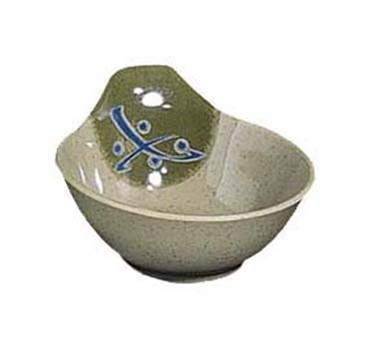 G.E.T. Enterprises 151-TD Traditional Japanese 5 oz. Tempura Sauce Bowl