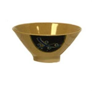 G.E.T. Enterprises 0180-TD Traditional Japanese 8 oz. Soup or Rice Bowl