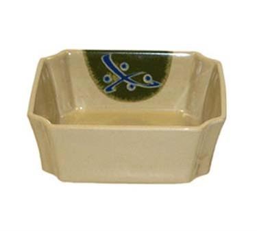 "G.E.T. Enterprises 149-TD Traditional Japanese Side Dish 5.3"" x 5"" x 2.2"" Deep"