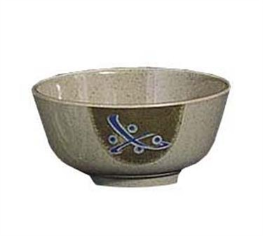 G.E.T. Enterprises 0172-TD Traditional Japanese 12 oz. Soup/Rice Bowl