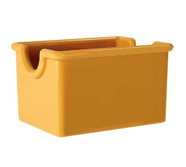 GET Tropical Yellow Sugar Caddy - 3-1/2