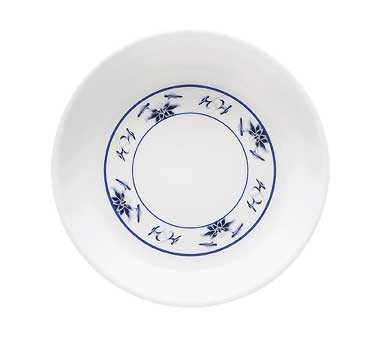 G.E.T. Enterprises M-032-B Water Lily 1.5 oz. Round Sauce Dish