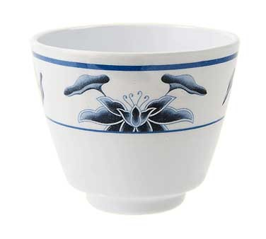G.E.T. Enterprises M-077C-B Water Lily 5.5 oz. Melamine Tea Cup