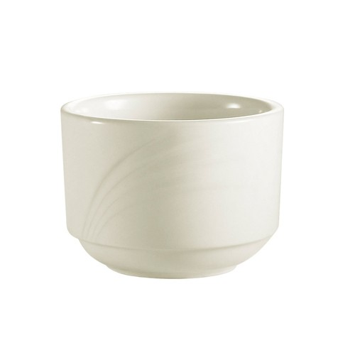 CAC China GAD-4 Garden State Bouillon Cup 7.5 oz.