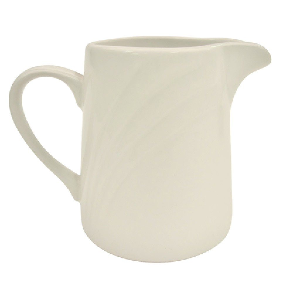 CAC China GAD-PC Garden State Creamer 6 oz.