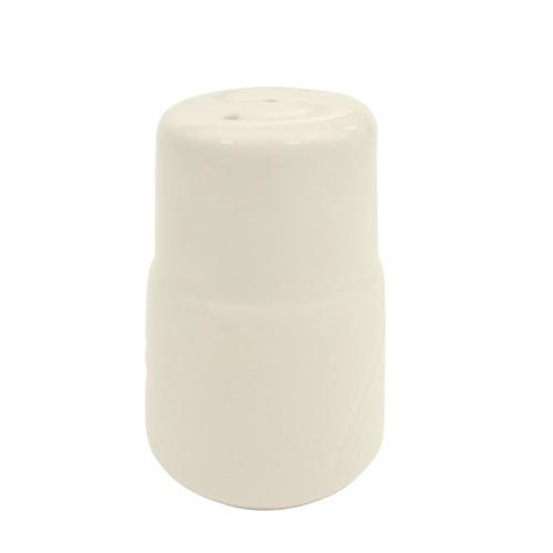 "CAC China GAD-SS Garden State Salt Shaker 1-1/4"""
