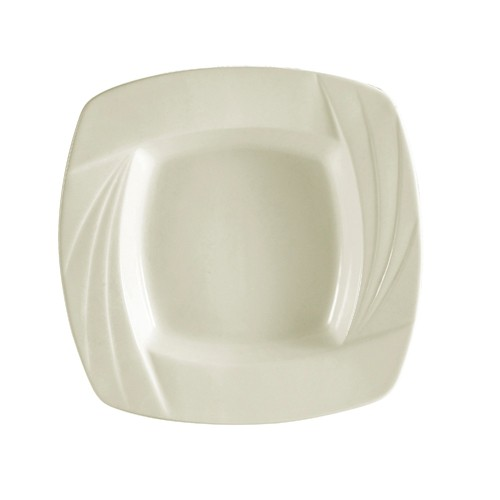 CAC China GAD-SQ110 Garden State Square Pasta Bowl 24 oz.