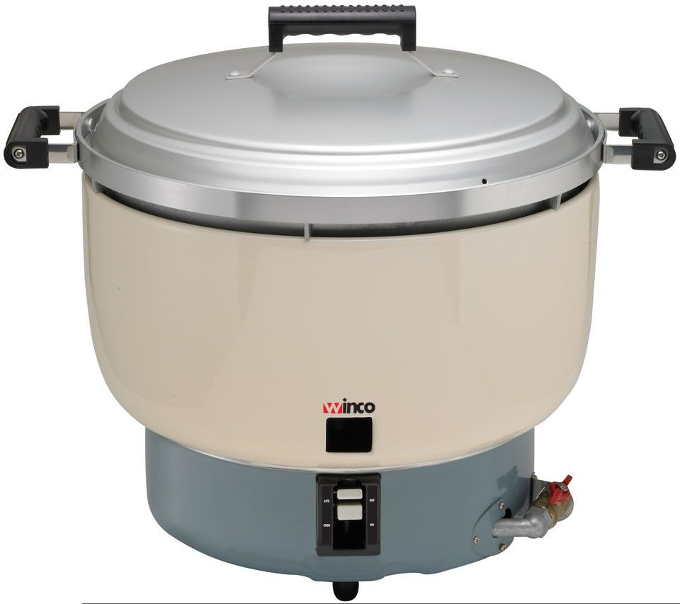 Gas Rice Cooker, 55cup