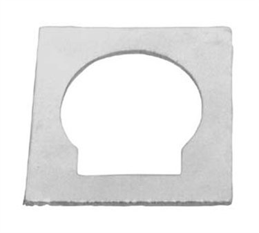 Franklin Machine Products  208-1031 Gasket, Bowl Spout