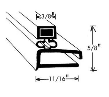 Gasket (Kit, 37X87, Magnetic )