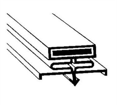 Franklin Machine Products  233-1021 Gasket, Ref (20-3/8 x 25-7/16)