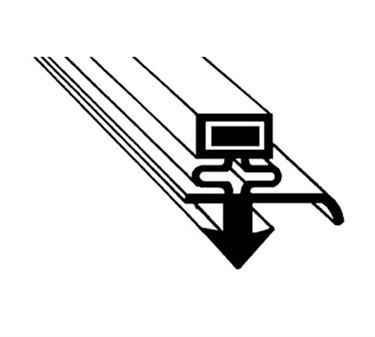 Gasket, Ref (22-3/4X28-1/4)