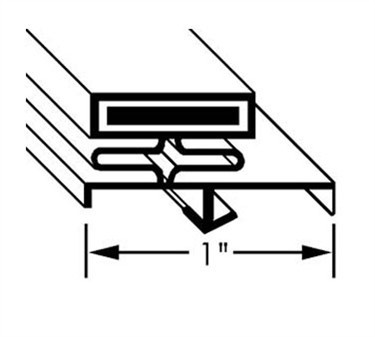 Franklin Machine Products  237-1024 Gasket, Ref (23-1/8X25-1/8)